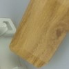 Wood grain finish drain hole covers now available